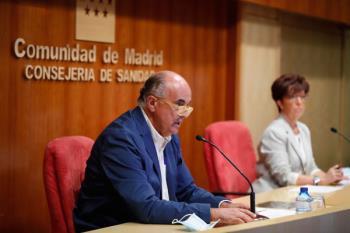 La Comunidad de Madrid iniciará las pruebas de antígenos en las áreas con mayor incidencia de Covid-19