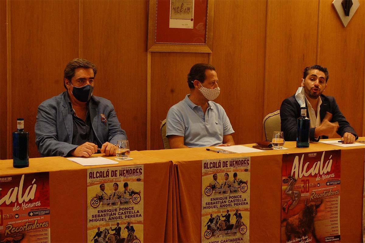 Ayer jueves 13 de agosto se llevó a cabo la presentación oficial de la feria taurina de este año