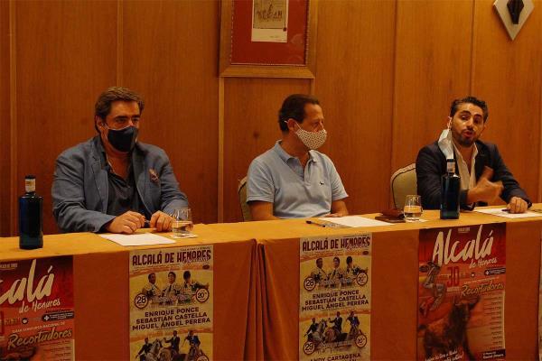 Los toros regresan a Alcalá por todo lo alto