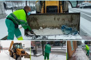 Soyde. recibe cientos de quejas vecinales debido a los contratiempos ocasionados por las fuertes nevadas