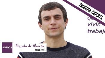 Opinión|Tribuena abierta del portavoz municipal de Somos Pozuelo, Unai Sanz Llorente