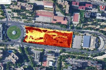 Las redes se han inundado de comentarios en contra de la construcción con el hashtag #HortalezaVotaNoAlParking