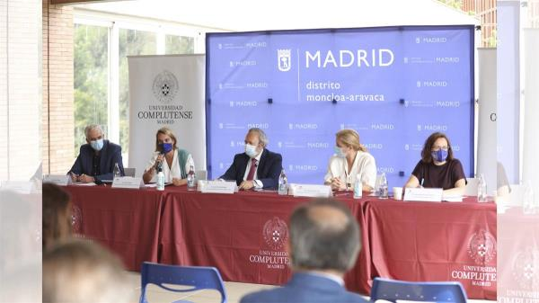 El Ayuntamiento, la universidad y la Asociación de Colegios Mayores mantienen los convenios con el fin de prevenir conductas incívicas