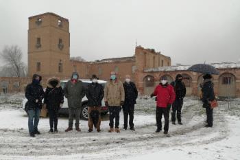 El proyecto de la Casa de los Arqueólogos cuenta con la aprobación como obras de emergencia