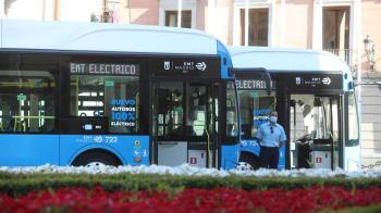 De esos vehículos, 190 serán de gas natural comprimido, 50 eléctricos y seis minibuses de propulsión eléctrica