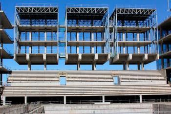 El consistorio quiere convertir al Wanda Metropolitano en el centro de una gran zona deportiva