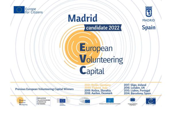 Madrid compite con otras ciudades como Gdansk (Polonia), Gorizia (Italia) e Izmir (Turquía)