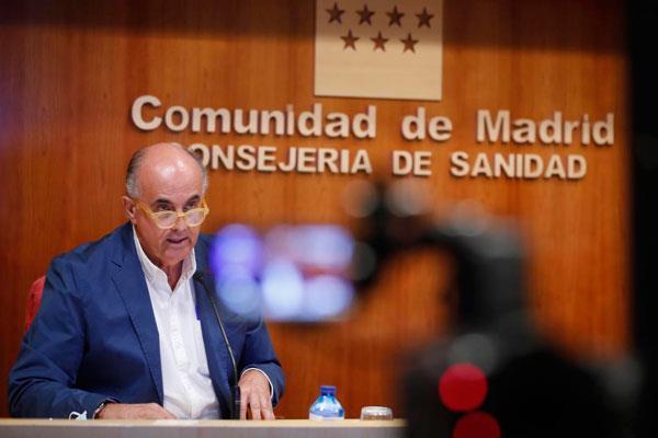 Madrid extenderá el 'confinamiento' a otras zonas de la región el viernes