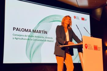 Lo ha anunciado hoy la consejera de Medio Ambiente, Vivienda y Agricultura en la inauguración del festival Open House Madrid
