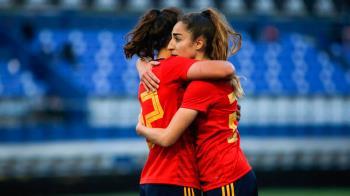 Durante el mes de junio se disputarán 4 partidos de los combinados absolutos en Madrid