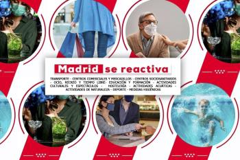 A partir del 21 de junio se ponen en marcha las medidas aprobadas por la Comunidad de Madrid
