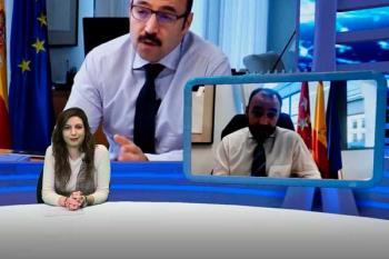 Hablamos con el consejero de Economía, Manuel Giménez, sobre los 35 millones de euros que el Gobierno regional destinará a la empleabilidad en los ayuntamientos