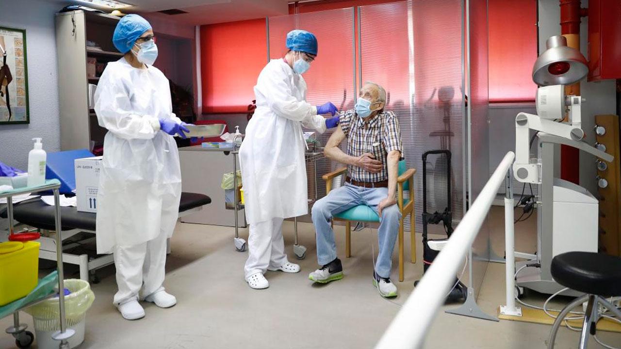 El consejero de Sanidad ha expuesto esta afirmación en su visita junto a Ayuso al Hospital Universitario 12 de Octubre