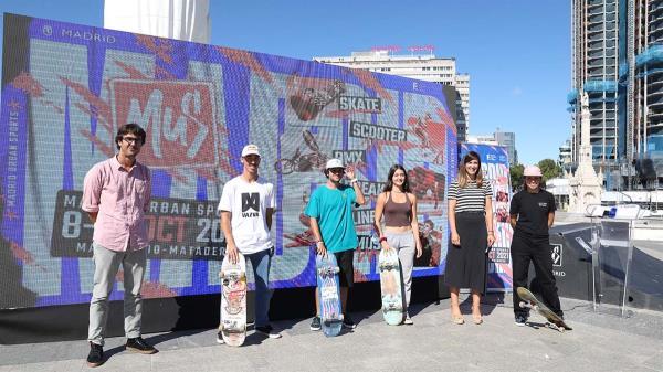 La concejala delegada de Deporte ha anunciado que antes de final de año se inaugurará en Madrid la primera escuela municipal de BMX, a la que le seguirá en 2022 la de skate