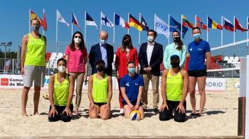 La concejala delegada de Deportes, Sofía Miranda, ha presentado el torneo