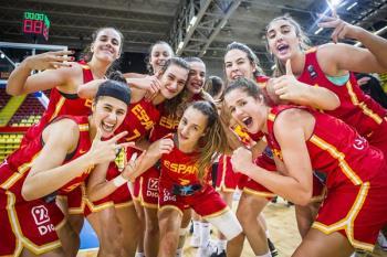 En la última edición, la selección nacional subió al tercer escalón del podio