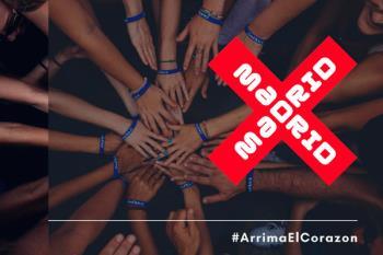 Enrique Cerezo y Florentino Pérez protagonizan esta iniciativa solidaria
