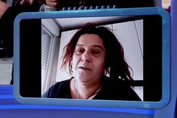 Entrevista a Maite, la última mujer desahuciada en Fuenlabrada