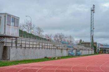 Con el pase a la fase 1, se retoma la actividad en la Pista de Atletismo Municipal Valle del Arcipreste