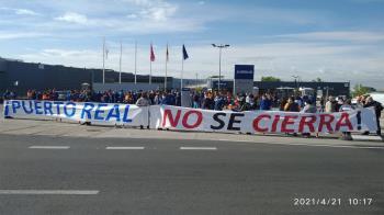En Airbus Getafe están convocadas concentraciones en la puerta Norte de la factoría Av. John Lennon
