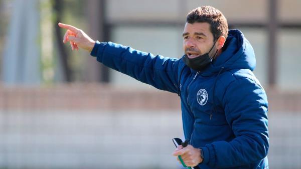 Manolo Cano deja de ser el entrenador de Las Rozas