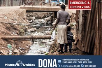 La ONG ha destinado ya más de 700.000 euros de sus fondos a proyectos dirigidos a paliar las consecuencias que la pandemia