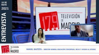 """Manuel Bautista: """"El cheque guardería prioriza renta y aspectos socioeconómicos para que vaya a quien realmente lo necesite"""""""