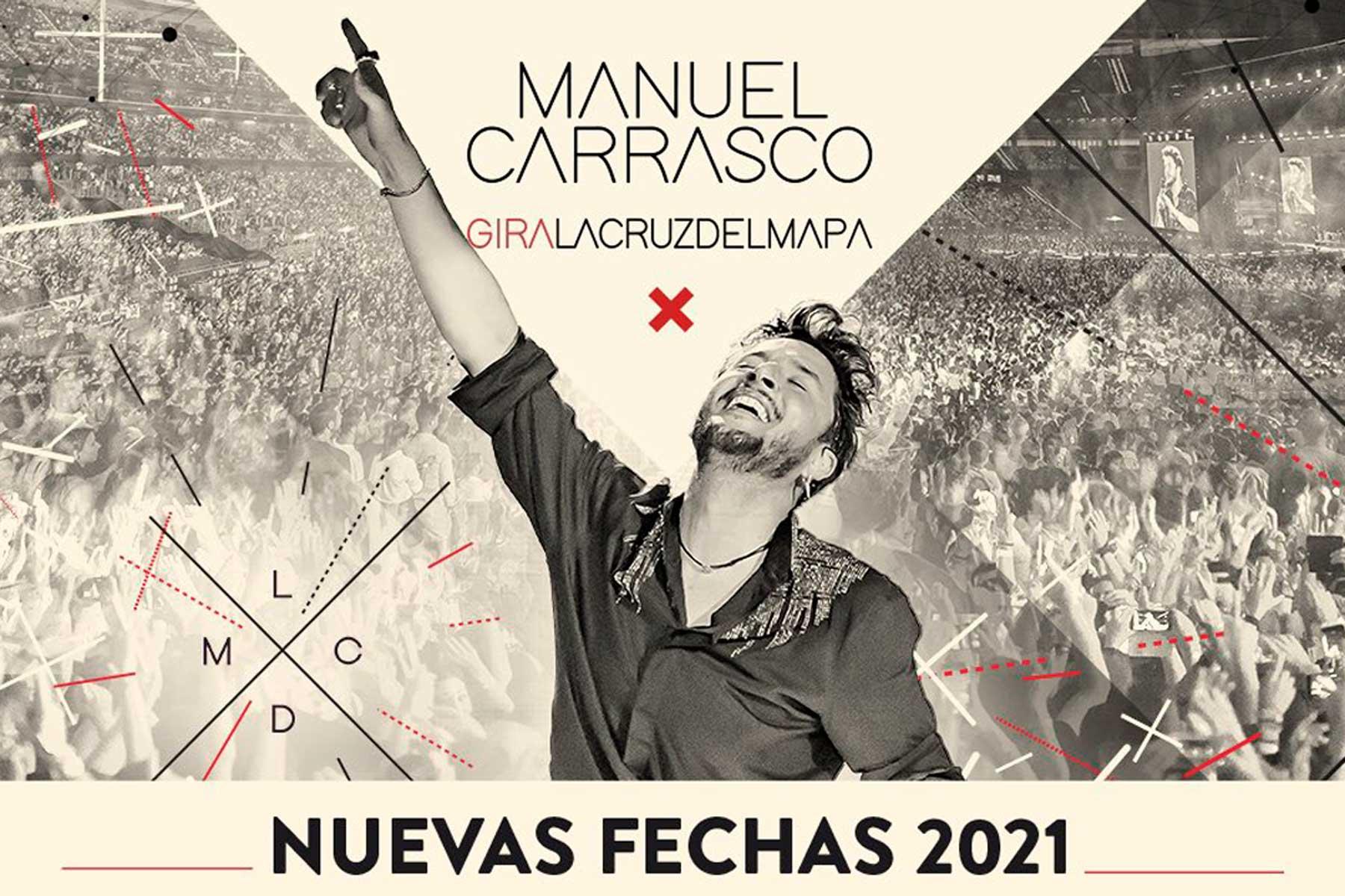 El artista ha decidido posponer los conciertos a 2021 debido a la situación de crisis sanitaria que vive el país