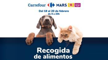 La iniciativa comenzará este viernes y Carrefour y Mars doblarán las donaciones