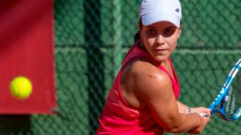 La joven de 14 años ha sido campeona del circuito mundial ITF World Tennis Tour Juniors, en la categoría Sub-18 G5