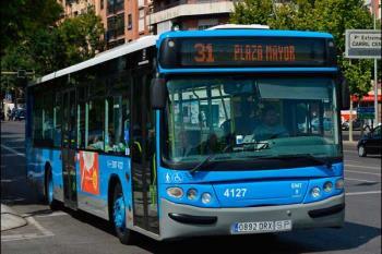 El ayuntamiento de Madrid refuerza la movilidad en el transporte público en plena desescalada