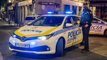 La Policía Municipal propone para sanción a más de 1.000 personas por botellones y saltarse el toque de queda
