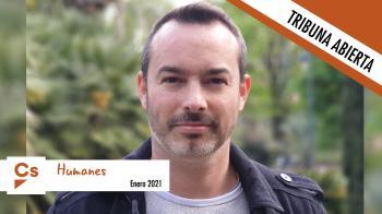 Martín Alonso Manners firma la tribuna abierta de Ciudadanos de enero