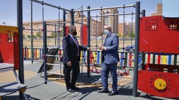 Esta nueva área de ocio y deportiva ha sido construida con cargo al Programa de Inversión Regional