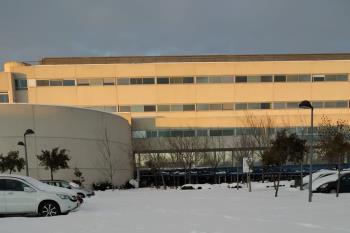 El hielo está provocando gran cantidad de visitas a Urgencias traumatológicas