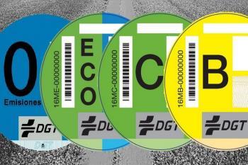 Pere Navarro, director general de Tráfico, ha dado más detalles sobre las nuevas etiquetas de la DGT.