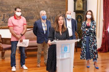 La alcaldesa, Inés Rey, afirma que irán hasta el final para exigir que se depuren las responsabilidades