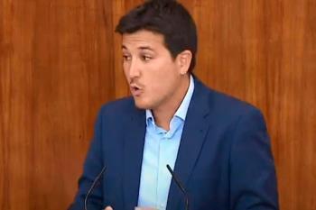 """El portavoz del grupo, Pablo Gómez Peprinyà, califica de """"desastrosa"""" la planificación del curso escolar"""