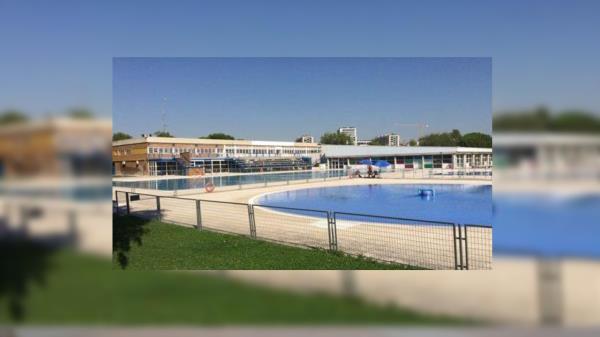 Es el segundo año que la piscina se encuentra cerrada