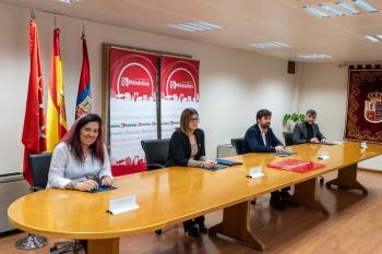 La agrupación da por roto el pacto con PSOE y Unidas Podemos tras conocerse el plus salarial del gerente de Urbanismo