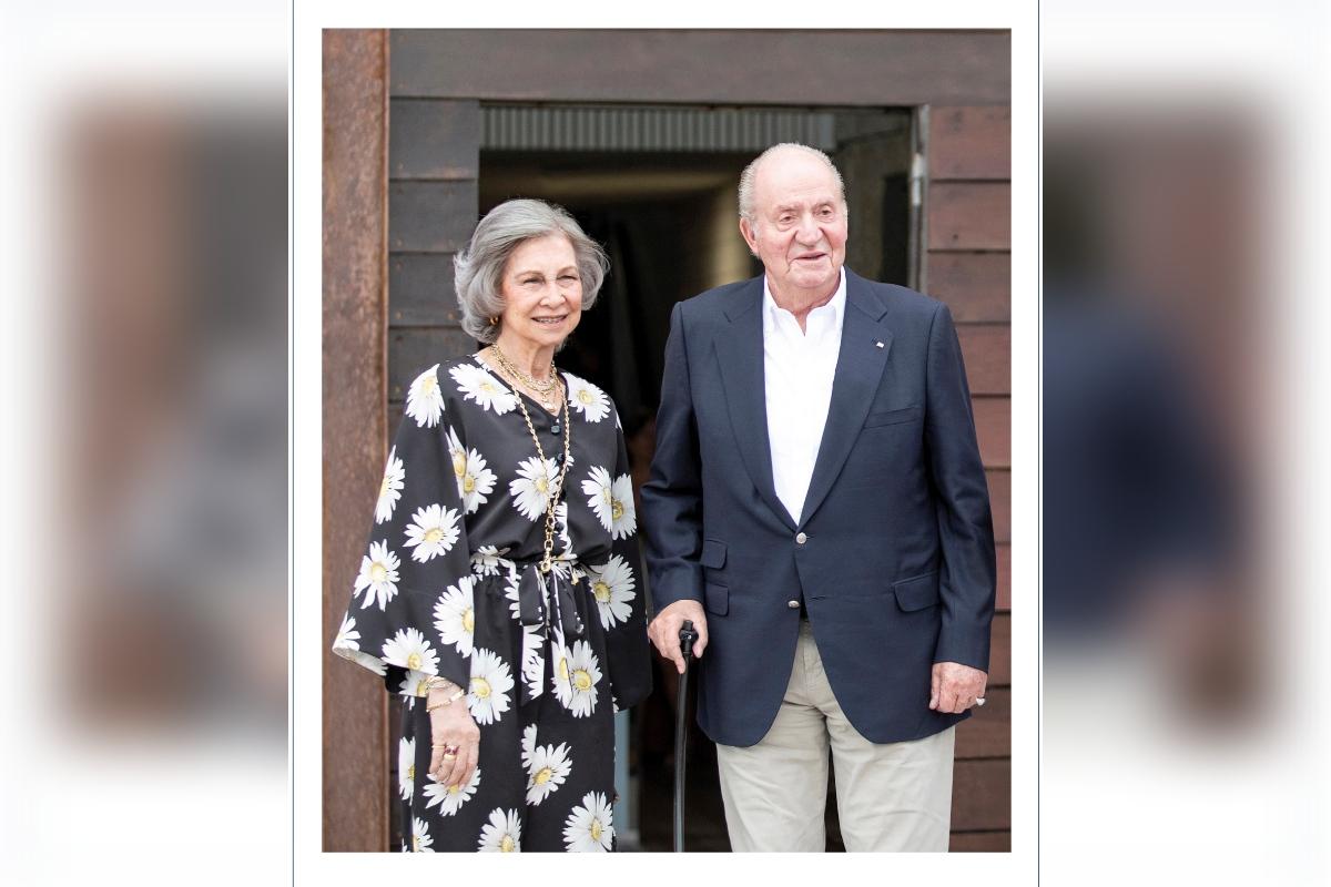 El grupo ha hecho pública la decisión tras la salida del Rey Emérito de la Zarzuela