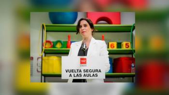 El Gobierno de la Comunidad de Madrid propone una flexibilización según avance la pandemia