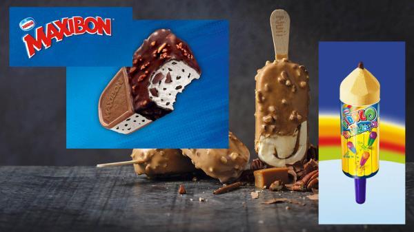 FACUA-Consumidores en Acción ha publicado listados de helados de Nestlé que se están retirando de supermercados como Carrefour
