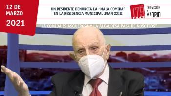 """José Andrés señala a Noelia Posse como """"culpable"""" de que los residentes sigan tomando """"mala comida"""""""