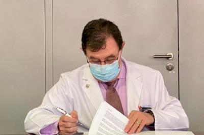 Lee toda la noticia 'Médicos del Mundo y el Severo Ochoa colaborarán por la vuelta a la normalidad sanitaria'