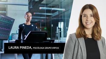 Laura Pineda, psicóloga de Virtus, explica la importancia de su disciplina en el deporte