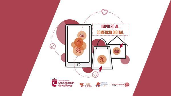 Nuevo servicio online para negocios y restaurantes de San Sebastián de los Reyes
