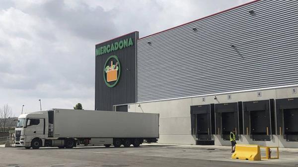 Mercadona crea 426 puestos de empleo con su nuevo almacén en Getafe
