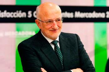 El presidente de la cadena de supermercados valenciana dedicará la cuantía a la reactivación de la economía española