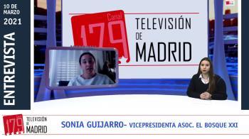 """Sonia Guijarro: """"Invito a cualquier persona a que se dé un paseo por nuestras infraestructuras"""""""